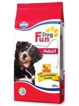 Fun Dog Adult 22/9 -  суха, гранулирана храна за кучета в зряла възраст с нормална физическа активност - 10 кг
