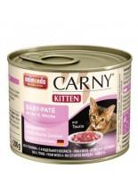 Animonda Carny Baby Pate - за отбиване на малки котенца над 4 седмици - 200 гр.