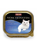 Animonda Von Feinsten Classic - пастет за котки над 1 година - сьомга + скариди - 100 гр.