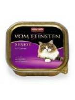 Animonda Von Feinsten Senior - пастет за възрастни котки над 7 години с агнешко - 100 гр.