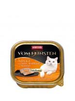 Animonda Vom Feinsten  2 in 1 - нова форма на удоволствие за котки над 1 година - фин пастет + говеждо + пиле + говеждо с моркови - 100 гр.