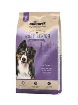 CHICOPEE - Classic Nature - Soft Senior - високо качествена, мека, полувлажна храна за възрастни кучета над 7 години с пилешко и ориз - 2 кг.