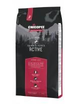 CHICOPEE Holistic Nature Active Salmon & Potato - храна за активни кучета над 1 година със сьомга и картофи - 12 кг.