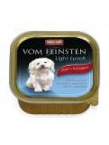Von Feinsten Light - диетичен пастет за възрастни кучета с пуйка + шунка - 150 гр.