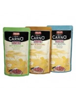 Gran Carno Exotic - високо качествен пауч за кучета с  парченца бизонско месо - 125 гр.
