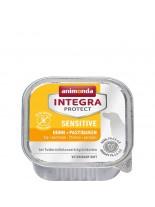 Animonda INTEGRA® Sensitive - БЕЗ ЗЪРНО, за кучета с хранителна непоносимост с пиле и пъщърнак - 150 гр.