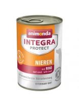 Animonda INTEGRA® Renal Dog – специална, без зърнена диетична терапия за кучета с бъбречна недостатъчност с говеждо - 0.400 кг.