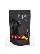 Piper with beef liver and potatoes - Премиум консервирана храна за кучета - пауч телешки дроб и картофи - 150 гр.