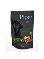 Piper with game and pumpkin - Премиум консервирана храна за кучета - пауч дивеч и тиква - 150 гр.