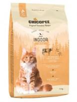 Chicopee Classic Nature Line Adult Indoor - за котки над 1 година живеещи в затворени пространства - с говеждо месо - 1.5 кг.