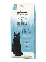 Chicopee Classic Nature Line Adult Sensible - за котки над 1 година с чувствителна храносмилателна система - с агнешко месо - 15 кг.