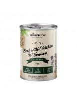 Chicopee Kitten Poultry with Venison - високо качествена консерва за подрастващи котки до 1 година с птиче и еленско месо - 400 гр.