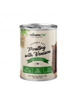 Chicopee Poultry with Venison - високо качествена консерва за котки с птиче и еленско месо - 400 гр.