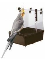 Ferplast L 101 - вана за средни папагали - 23.5/15.5/24 см.