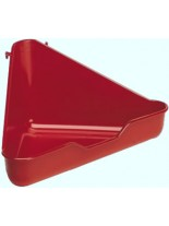 Ferplast L370 - универсална тоалетна за гризачи - 27/27/17 см.