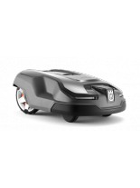 HUSQVARNA AUTOMOWER® 315X - (967 65 01-16) - Компактна роботизирана косачка за площи до 1600 м² ±20%.