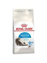 Royal canin Indoor longhair  - суха гранулирана храна за дългокосмести котки над 1 година живеещи в затворени помещения - 0.400 кг.