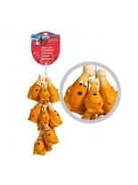 Camon - Играчка за куче - Пилешко бутче винил - 12 см.