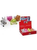 Camon - Играчка за куче - Плюшени, вибриращи животни - 9 см.