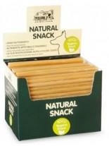 Natural Snack - Четка за зъби - Натурална - 24 см. - (цената е за 1 бр.)