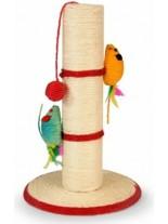 CAMON - драскалка PLAY MOUSE за котка - вълна 30x46 см.
