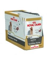 Royal Canin Yorkshire Terrier Wet Pauches adult  - специално разработен за кучета от порода Йоркширски териер над 1 година - 85 гр.