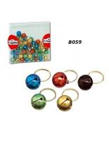Camon - Звънчета за домашни любимци - различни цветове - 1.3 см.