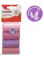 Camon - LAVANDER - Xигиенични найлонови торбички с аромат на лавандула - 4 бр.