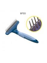 Camon - Гребло за разресване на домашни любимци  - 20 см.- 39 зъба