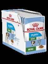 Royal Canin Mini Puppy Pouch - за кучета мини породи 1-10 кг., и възраст от 1 до 10 месеца - 85 гр.