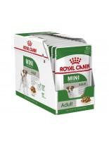 Royal Canin Mini Adult Pouch - специално разработен за кучета от малки породи 1-10 кг., и въраст над 10 месеца - 85 гр.