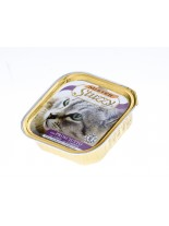 Agras Delic Mister Stuzzy Cat Ham - неустоим пастет за котки с прошуто - 100 гр.