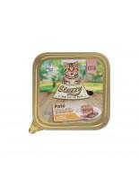 Agras Delic Mister Stuzzy Cat Kitten Chicken - неустоим пастет за котки от един до 12 месеца с пилешко - 100 гр.