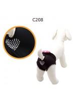 """CAMON - Бански за куче - размер """"3"""" - черни"""