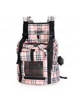 Camon - Текстилна чанта кенгуру за домашни любимци - 23х18х30 см.