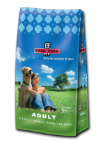 CASA FERA - Adult - Суха храна за израстнали кучета от всички породи с пиле, ориз и цвекло - 3 кг.