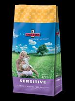 CASA FERA - Adult Sensitive - Суха храна за чувствителни към алергии котки от всички породи над 1 година с патешко - 4.5 кг.