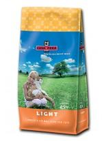 CASA FERA - Light - Суха храна за котки от всички породи склонни към напълняване над 1 година с пиле - 4.5 кг.