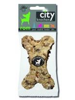 CITY ULM - Вкусен снакс за дъвчене за кучета със шкембе - 30 гр.