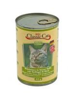 Classic Cat Sauce Poultry & Beef - консерва за котка с пилешко и говеждо - 415 гр.