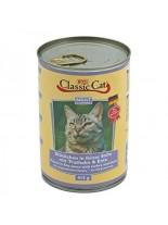 Classic Cat Sauce Turkey & Duck - консерва за котка с пуйка и патица - 415 гр.