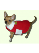 Dogyfashion Коледен костюм, Размер 5, болонка