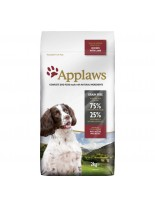 Applaws Adult Small Medium Breeds Chicken and Lamb - пълноценна храна за подрастващи кучета над 12 месеца от малките и средни породи с пилешко и агнешко месо - 7.5 кг.