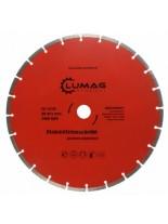 LUMAG - DS450S - диск за рязане /сегментен/ - 350 мм.