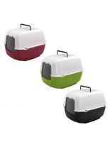 Ferplast - PRIMA - затворена котешка тоалетна - нов дизайн - 39,5 x 52,5 x h 38 см.