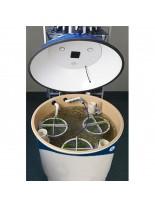 FIAP - MEPS System Maxi - Рециркулационна система разработена специално за производството на голям брой личинки - 242 л.