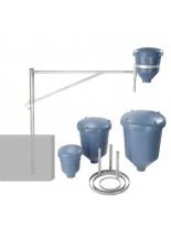 FIAP - Pendulum Feeder Swivel Arm 20 kg. - Закалено метално рамо за закрепване на автоматични или електронни хранилки с обем до 20 кг.