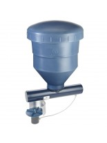 FIAP - Electronic Feeder with Spreader - Професионална електронна хранилка за риби с разпръсквател - капацитет 20 кг. - за гранула от 1 до 10 мм.