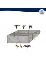 FIAP - profinet Safety Net - Предпазна, покривна мрежапротив водоплаващи птици - с размер на отворите - 80.0 мм. - дължина 16.00х11.00 м. - (цената е за кв. м.)