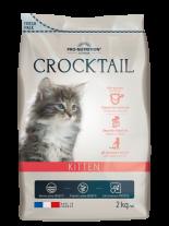 Flatazor Crocktail KITTEN - Пълноценна храна за малки котенца, за женски котки в края на бременността и в период на кърмене - 2 кг.